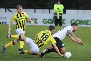 DAFC v AFC Fylde 08/12/2018
