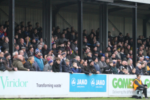 DAFC v Maidstone United 26/12/18