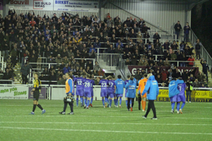 Maidstone United v DAFC 01/01/2019