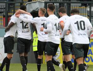 DAFC v Harrogate Town 12/01/19