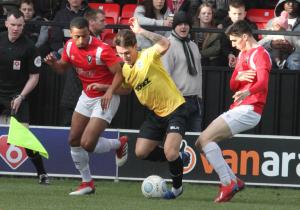 Salford City v DAFC 16/02/19
