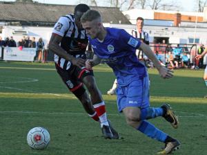 Maidenhead United v DAFC 23/02/19