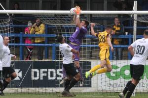 DAFC v Sutton United 27/04/19