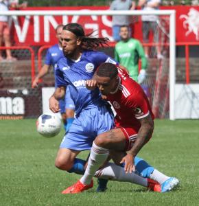 Welling United v DAFC 20/07/19
