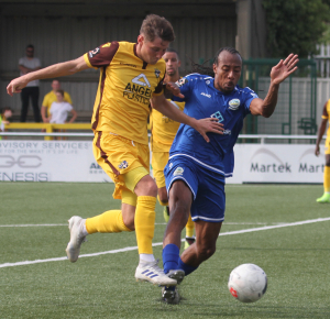 Sutton United v DAFC 24/08/19