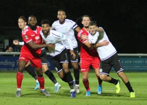 DAFC v Ebbsfleet United 03/09/19