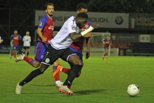 Aldershot Town v DAFC 08/10/19