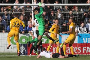 DAFC v Southend United 10/11/19