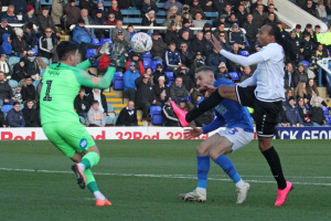 Peterborough United v DAFC 01/12/19