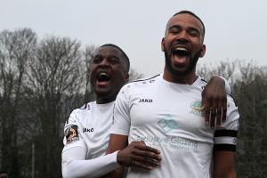 DAFC v Aldershot Town 25/01/20
