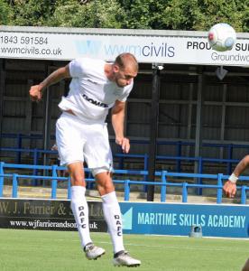 DAFC v Gillingham 21/07/18