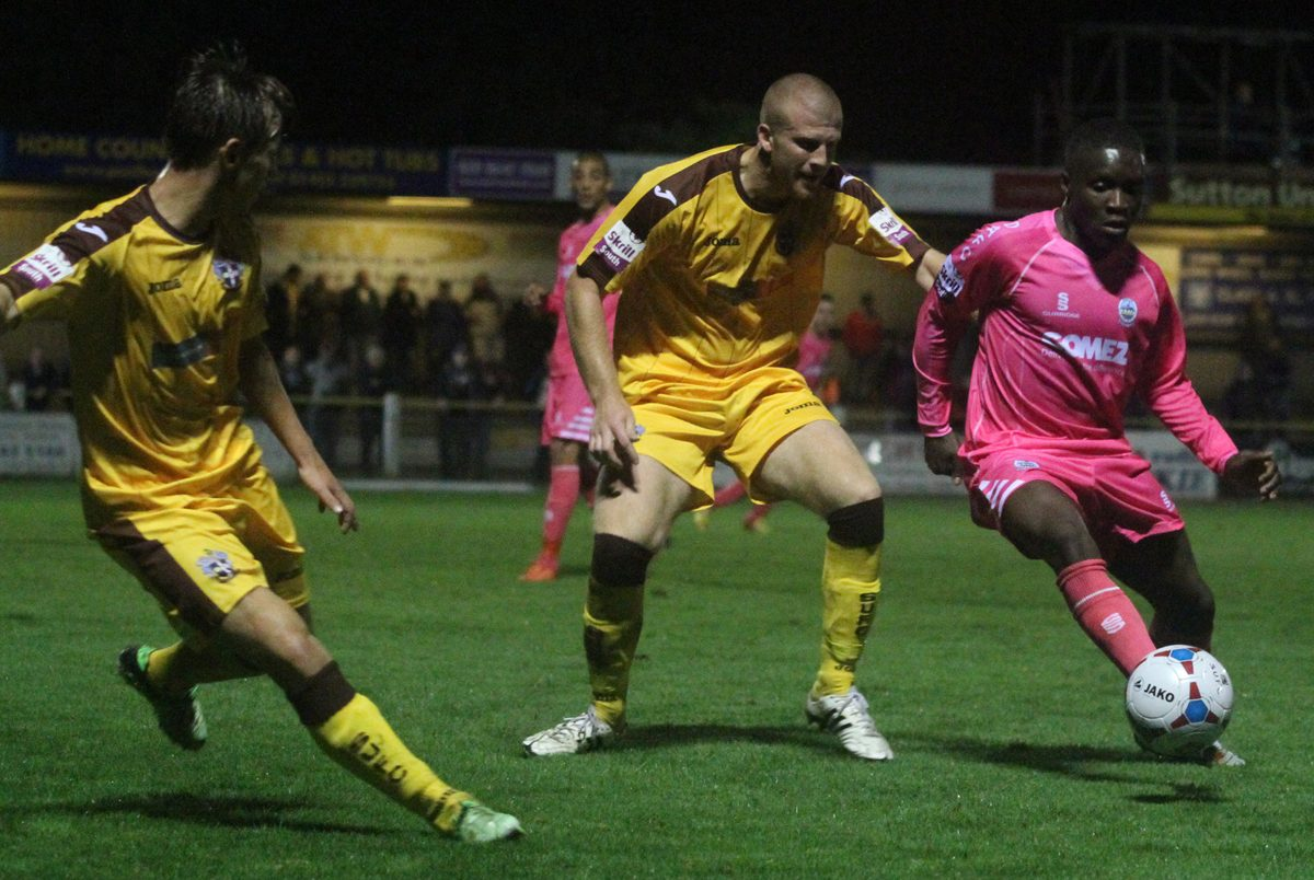 PREVIEW: PLAY-OFF SECOND LEG
