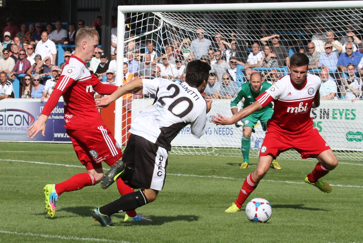 PREVIEW: BRAINTREE AWAY