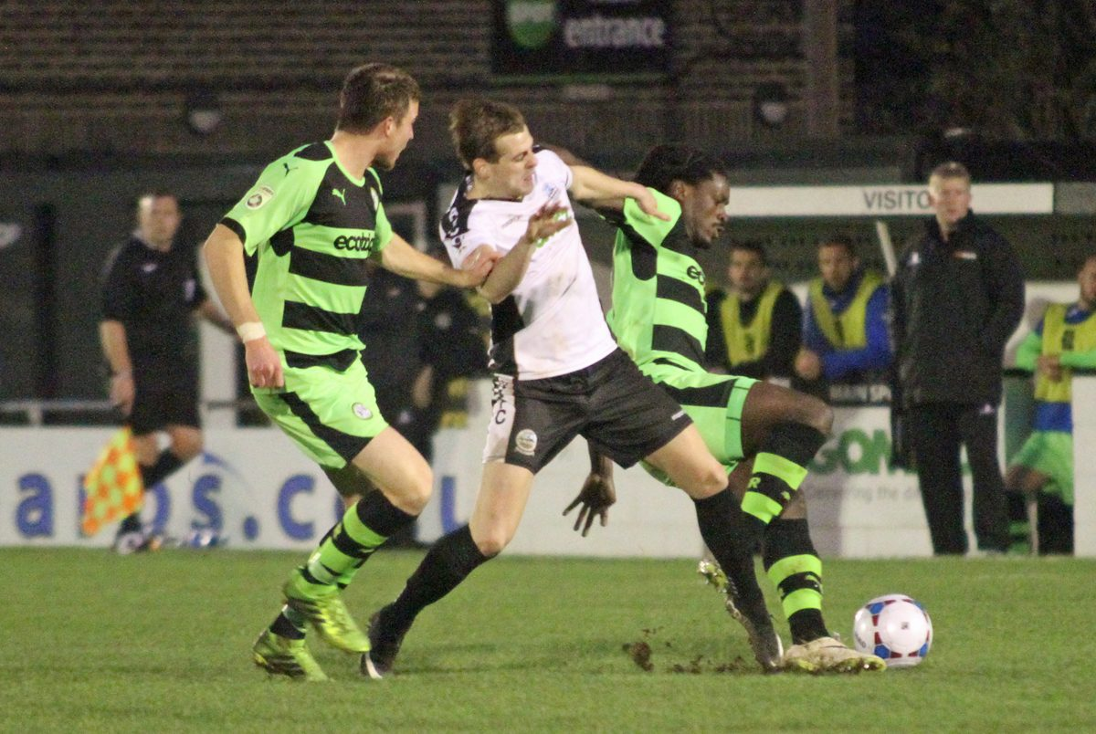 PREVIEW: FOREST GREEN V DAFC