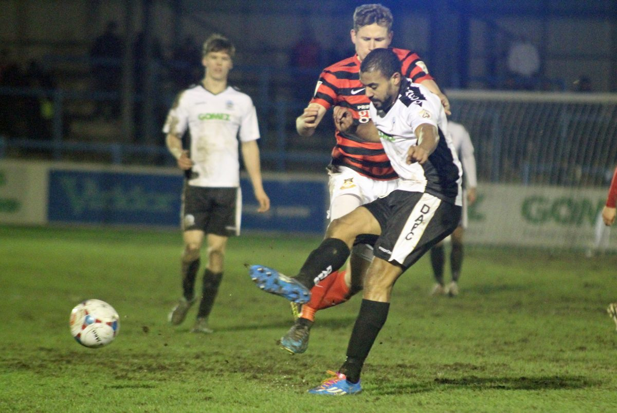 WHITES FORCE TROPHY REPLAY