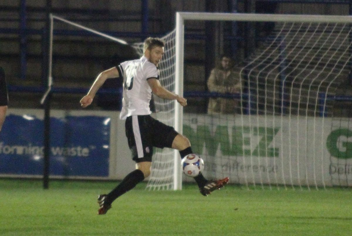 SKIPPER PLEASED WITH POINT