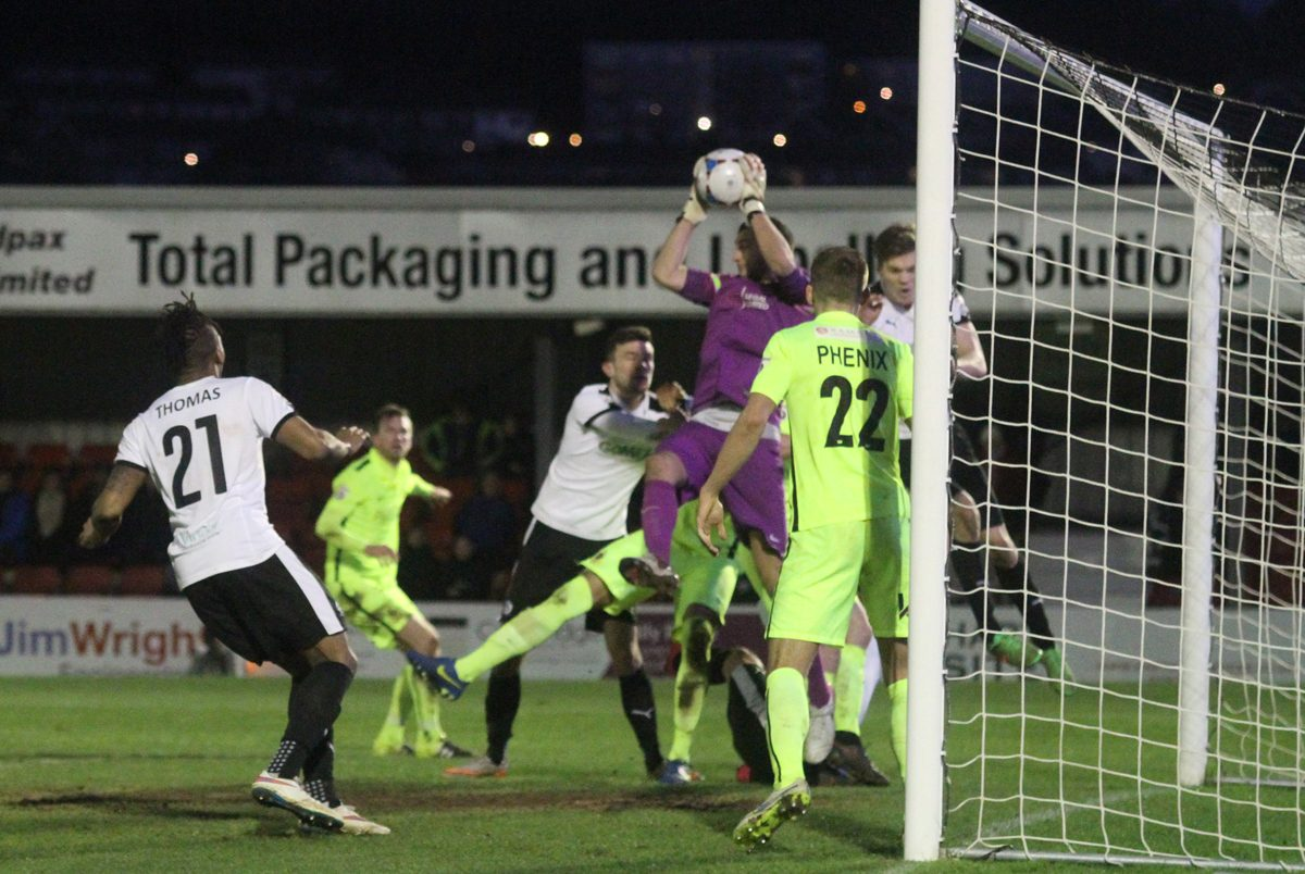 PREVIEW: DOVER VS SOUTHPORT