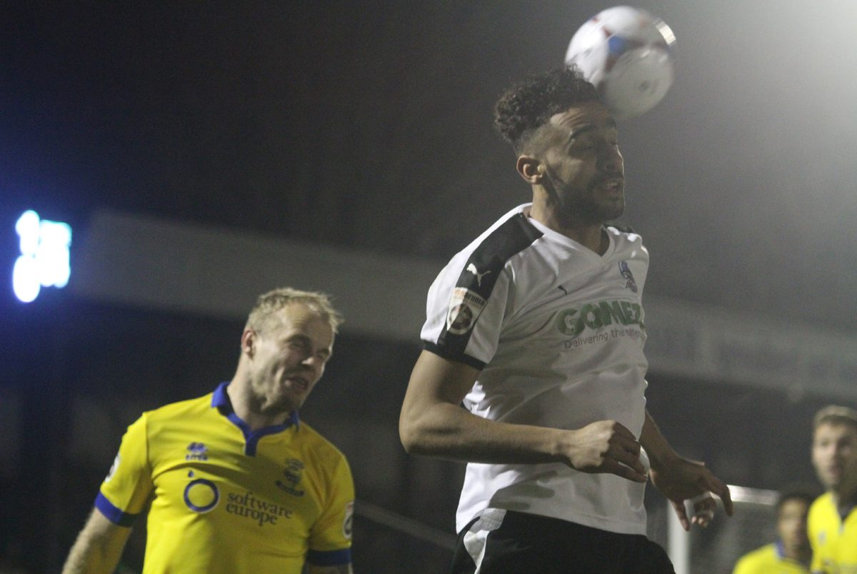 WHITES WIN AT GUISELEY