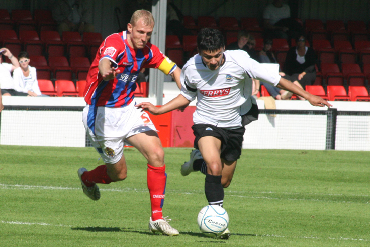 HUGHES COMMITS TO DAFC