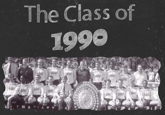CLASS OF 1990: RUNNING ORDER