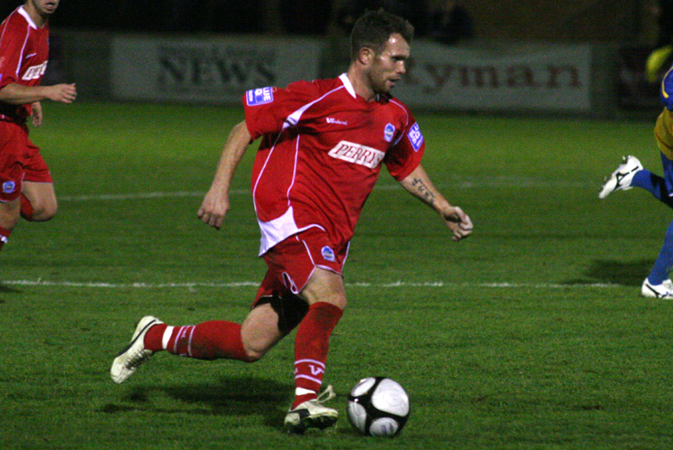 WHITES HOLD OFF STAINES