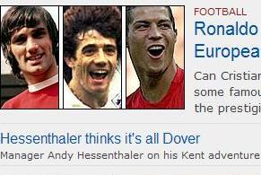 BBC WEBSITE FEATURE