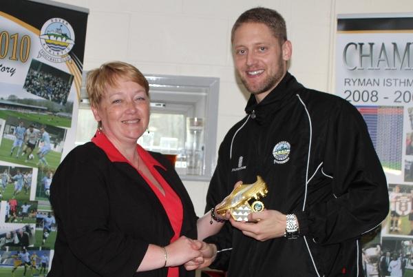 DAFC AWARDS 2012/13