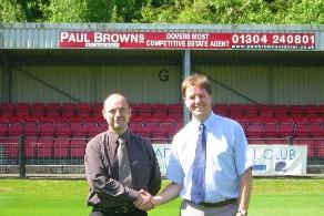 PAUL BROWN'S ON BOARD