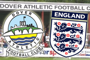 SUPPORT WHITES AND ENGLAND