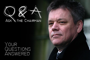 CHAIRMAN'S QUESTION TIME