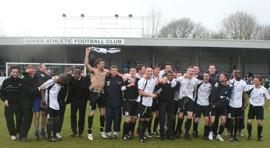 MIGHTY WHITES ARE CHAMPIONS