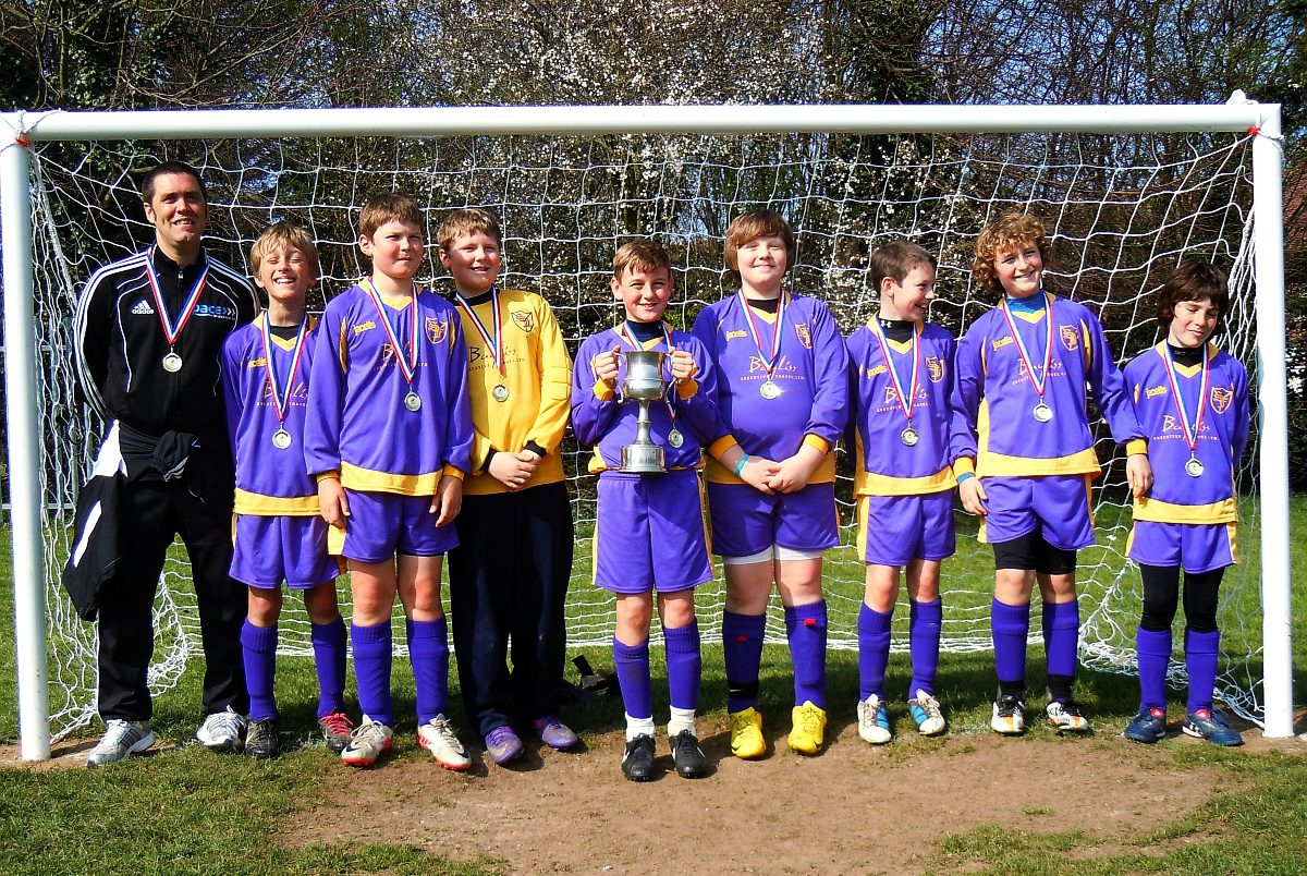 CUP WINNERS AT CRABBLE