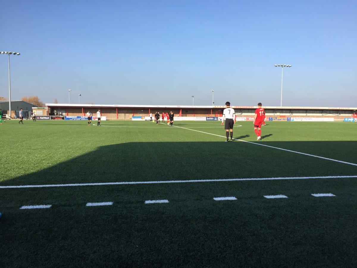 DAFA 4 – 2 Eastbourne