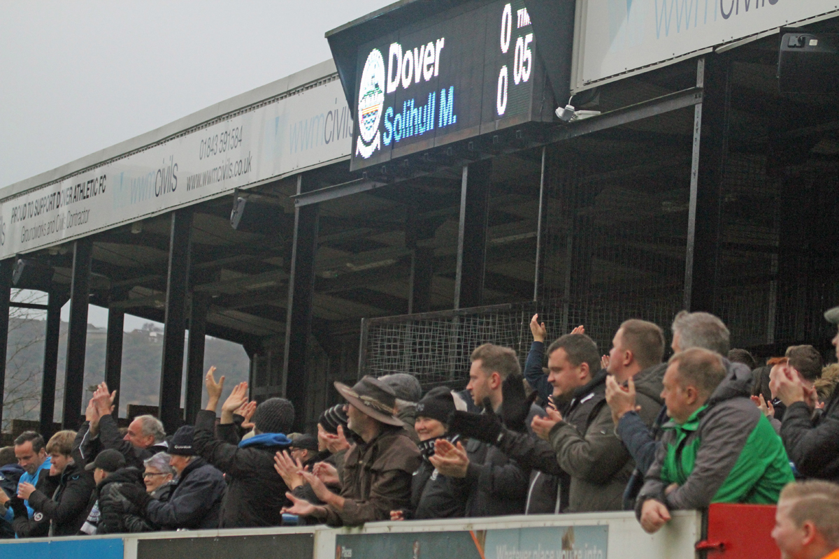 MATCH PREVIEW – DOVER VS SOLIHULL MOORS