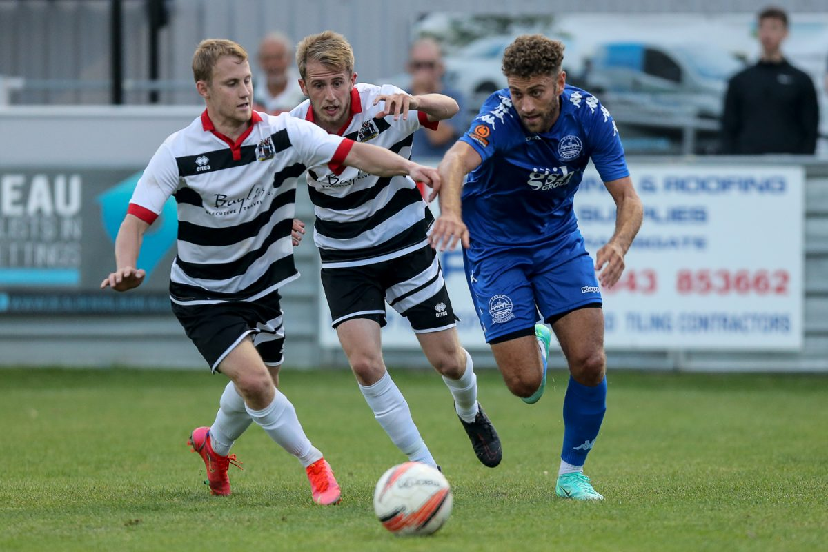 MATCH REPORT: DEAL TOWN 0-3 DOVER ATHLETIC