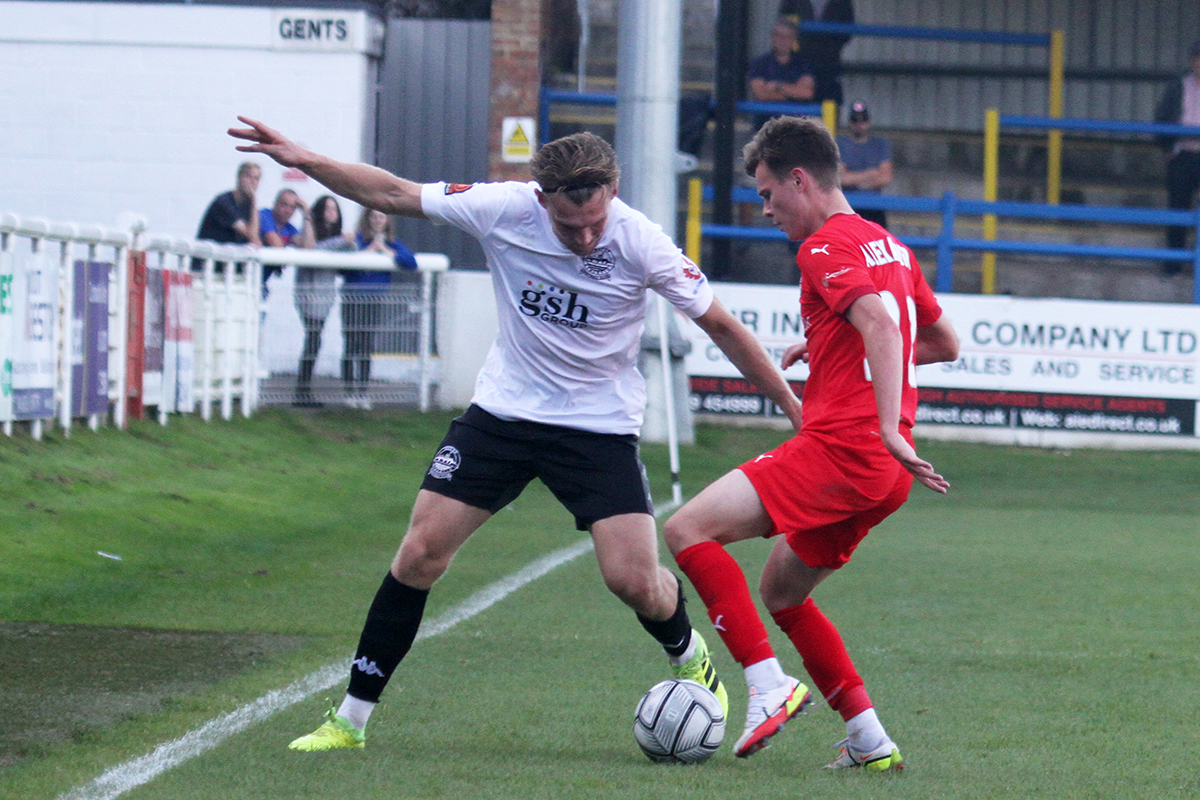 MATCH REPORT: DOVER 0 – 1 BROMLEY