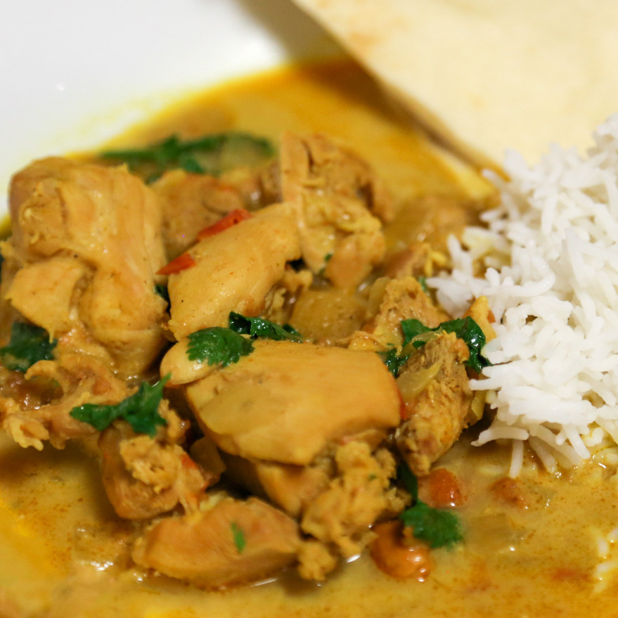 CURRY NIGHT AT CRABBLE
