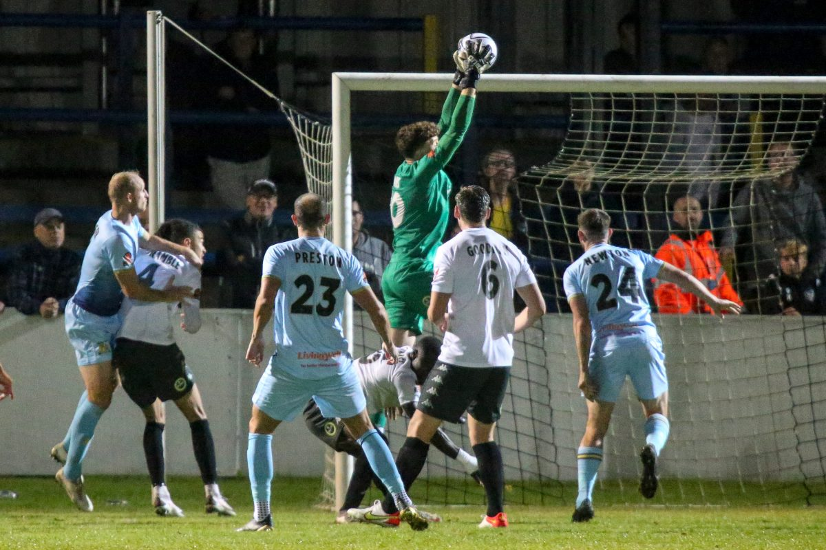 MATCH REPORT: DOVER 0 – 0 SOLIHULL MOORS