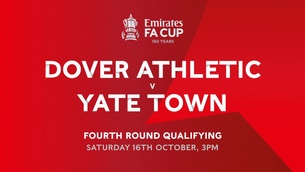 MATCH PREVIEW: DOVER VS YATE TOWN
