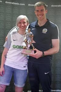 2017-18 DAFC Season Awards 12 MW Supporters Player