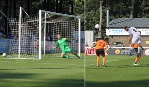 2018-09-01 BarnetH 33 Brundle goal