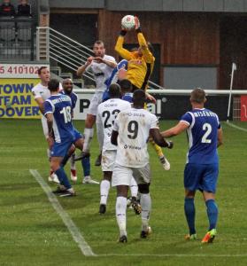 2018-10-06 SalfordH 24 goalmouth