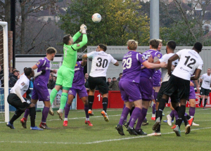 2018-12-26 MaidstoneH 07 goalmouth