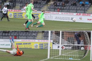 2019-03-16 HalifaxH 17 Pavey goal
