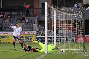 2019-07-29 MillwallH 22 DeHavilland goal