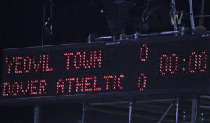 2019-11-16 YeovilA 01 Scoreboard