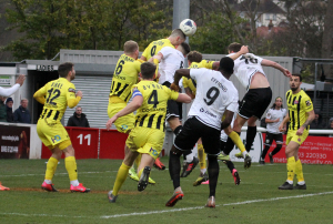 2020-02-22 FyldeH 32 goalmouth