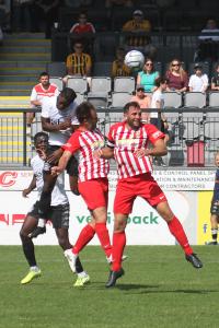 2021-07-24 FolkestoneH 15 goalmouth