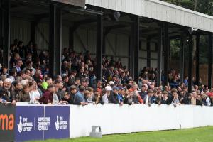 2021-08-30 BorehamwoodH 28 crowd