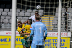 Dover Athletic FC v Ashford United FC - Pre Season Friendly - 17/07/2021